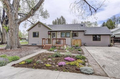 525 Maple Street, Fort Collins, CO 80521 - MLS#: 2332710