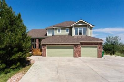 12318 Summit Ridge Road, Parker, CO 80138 - MLS#: 2334207