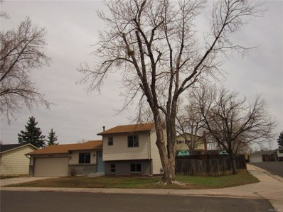 1890 S Mobile Street, Aurora, CO 80017 - MLS#: 2337478
