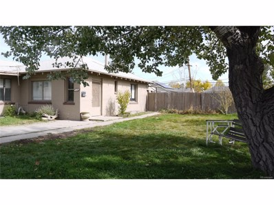 1600 Lima Street, Aurora, CO 80010 - MLS#: 2340074