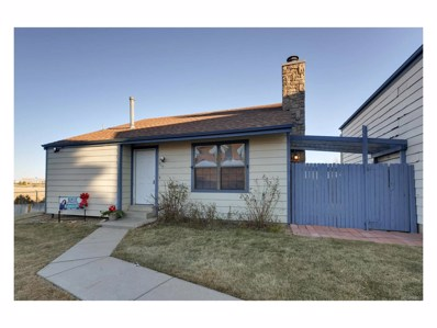 974 S Zeno Way, Aurora, CO 80017 - MLS#: 2341163