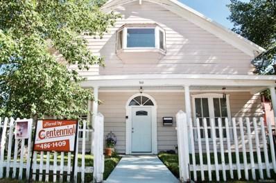 310 W 8th Street, Leadville, CO 80461 - MLS#: 2341659