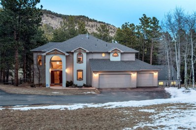 46 Greystone Trail, Evergreen, CO 80439 - #: 2346184