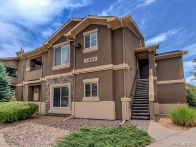 4464 Copeland Loop UNIT 102, Highlands Ranch, CO 80126 - #: 2348734