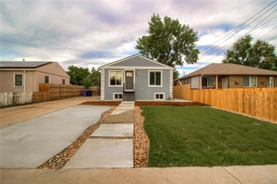815 S Patton Court, Denver, CO 80219 - MLS#: 2349558