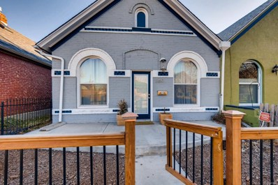 860 Galapago Street, Denver, CO 80204 - MLS#: 2351352