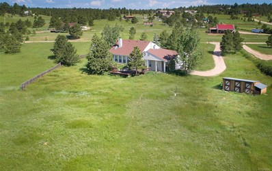15685 Softwood Road, Elbert, CO 80106 - #: 2351956