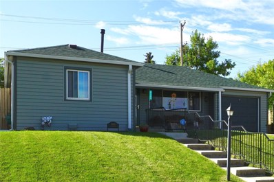 5100 W Gill Place, Denver, CO 80219 - #: 2357219