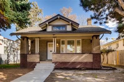960 Jackson Street, Denver, CO 80206 - MLS#: 2360078