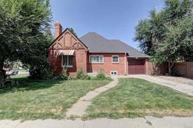 6301 E 8th Avenue, Denver, CO 80220 - MLS#: 2362407