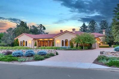 5 Marland Road, Colorado Springs, CO 80906 - MLS#: 2365310