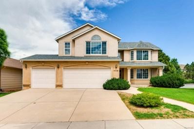 9225 Gingerhill Court, Colorado Springs, CO 80920 - MLS#: 2370441