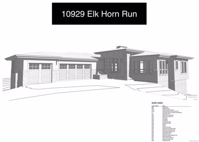 10929 Elk Horn Run, Littleton, CO 80125 - MLS#: 2378202