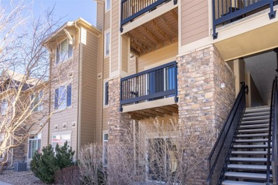 8726 S Kline Street UNIT A-202, Littleton, CO 80127 - MLS#: 2385029