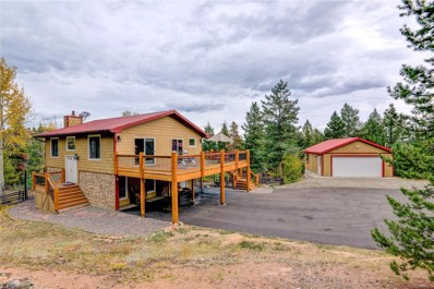 9752 Corsair Drive, Conifer, CO 80433 - #: 2386067