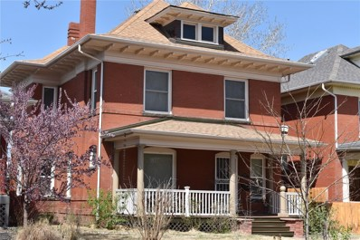 2553 N Marion Street, Denver, CO 80205 - #: 2386812