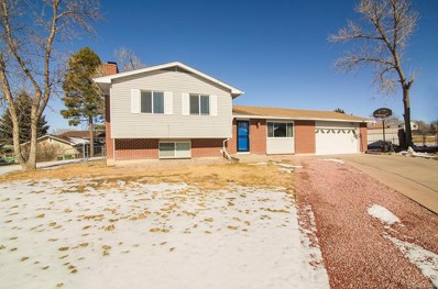 7120 Trails End Court, Colorado Springs, CO 80911 - MLS#: 2386841