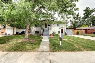 4628 Estes Street, Wheat Ridge, CO 80033 - #: 2387997