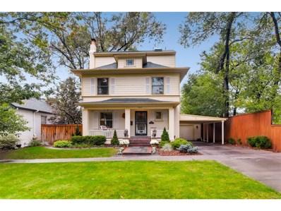 581 N Williams Street, Denver, CO 80218 - MLS#: 2390003