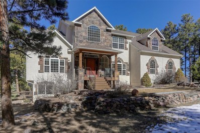 4280 Slash Pine Drive, Colorado Springs, CO 80908 - MLS#: 2392905