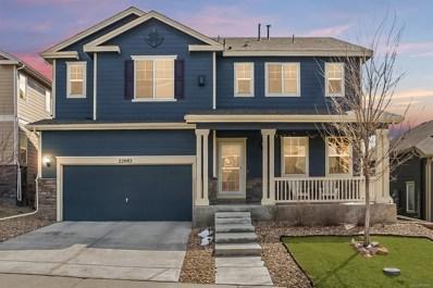 22082 E Bellewood Place, Aurora, CO 80015 - MLS#: 2398779