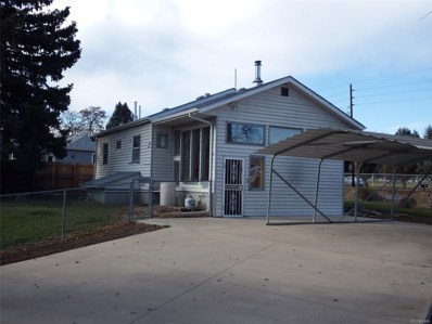 7860 W 26th Avenue, Lakewood, CO 80214 - MLS#: 2401183