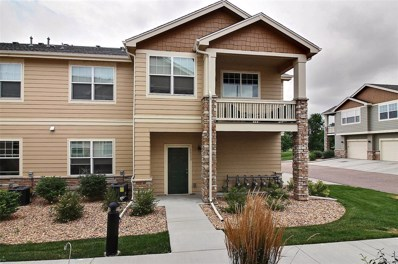 6607 W 3rd Street UNIT 1022, Greeley, CO 80634 - MLS#: 2404459