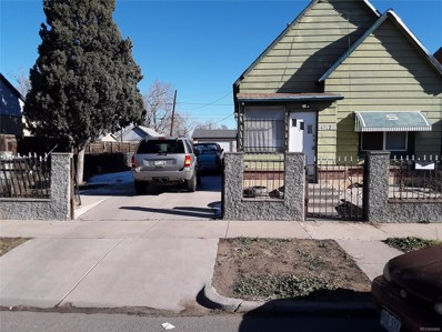 4722 Josephine Street, Denver, CO 80216 - MLS#: 2407602