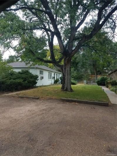2543 S Pearl Street, Denver, CO 80210 - MLS#: 2410692