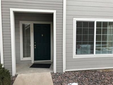 8447 Thunder Ridge Way UNIT 102, Highlands Ranch, CO 80126 - MLS#: 2418278