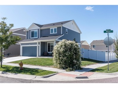5547 Nepal Street, Denver, CO 80249 - MLS#: 2418880