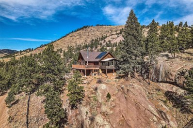 29111 Eagles Gate Road, Pine, CO 80470 - #: 2423779