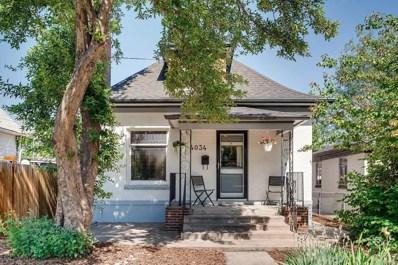 4034 Alcott Street, Denver, CO 80211 - #: 2425005