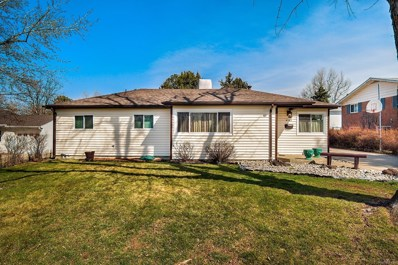 4160 Brentwood Street, Wheat Ridge, CO 80033 - #: 2428332