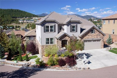 870 Elk Rest Road, Evergreen, CO 80439 - #: 2429491