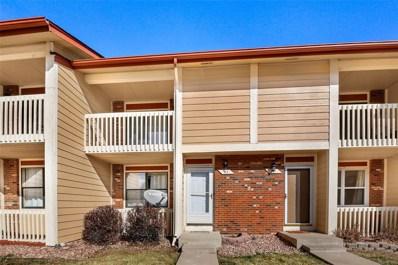 11612 Community Center Drive UNIT 41, Northglenn, CO 80233 - MLS#: 2432261