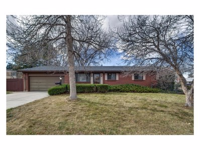 6179 Newcombe Street, Arvada, CO 80004 - MLS#: 2433294