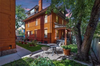 1415 N Franklin Street UNIT B-1, Denver, CO 80218 - #: 2434297