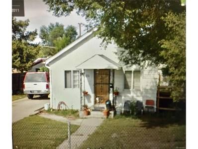 5121 Steele Street, Denver, CO 80216 - MLS#: 2435550