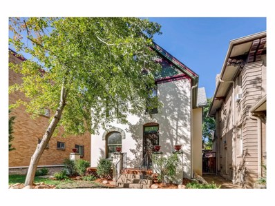 1223 Columbine Street, Denver, CO 80206 - MLS#: 2436539