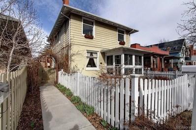521 N Downing Street, Denver, CO 80218 - #: 2437234