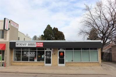 4370 S Broadway, Englewood, CO 80113 - MLS#: 2437899