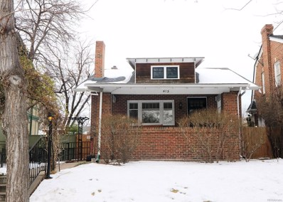 415 N Franklin Street, Denver, CO 80218 - #: 2438355