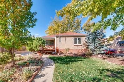 1365 Oneida Street, Denver, CO 80220 - #: 2438401