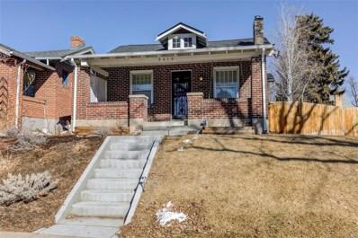 3413 W 30th Avenue, Denver, CO 80211 - MLS#: 2440917