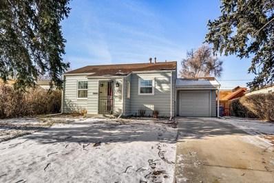 1275 Roslyn Street, Denver, CO 80220 - MLS#: 2441204