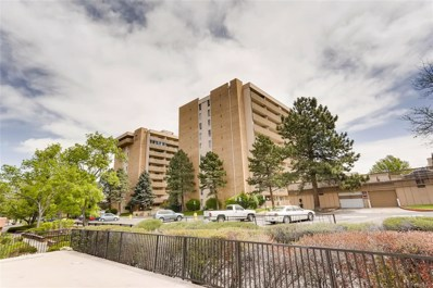 8060 E Girard Avenue UNIT 701, Denver, CO 80231 - MLS#: 2441519