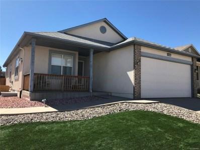 1175 Hill Mesa Court, Colorado Springs, CO 80905 - #: 2444565