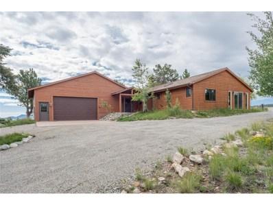 1420 Bolster Drive, Hartsel, CO 80449 - MLS#: 2444765