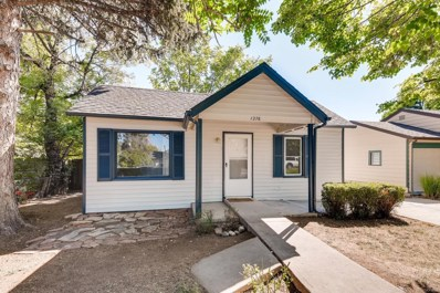 1276 Valentia Street, Denver, CO 80220 - MLS#: 2450160